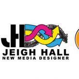 40 логотипов графических и веб студий дизайна.